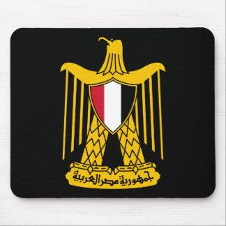 egypt emblem mouse pad