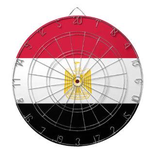 Egypt Flag Dartboard With Darts