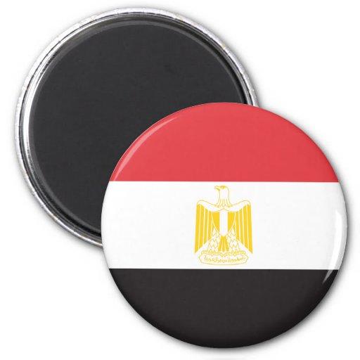 Egypt Flag Fridge Magnets