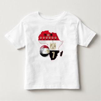 Egypt flag Map of Africa 2010 winners gear Toddler T-shirt