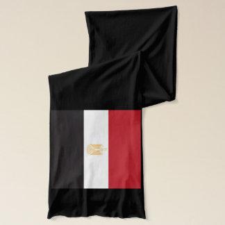 Egypt Flag Scarf