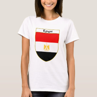 Egypt Flag Shield T-Shirt