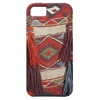 Egypt, Giza. Camel blanket at the Pyramids of iPhone SE/5/5s Case