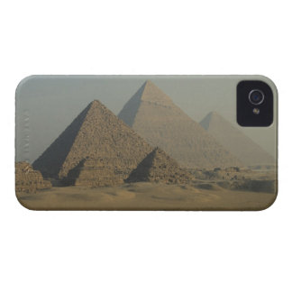 Egypt, Giza, Giza Pyramids Complex, Giza Plateau iPhone 4 Cases