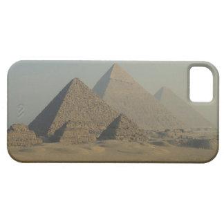 Egypt, Giza, Giza Pyramids Complex, Giza Plateau iPhone SE/5/5s Case