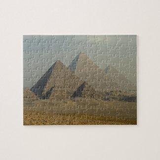 Egypt, Giza, Giza Pyramids Complex, Giza Plateau Puzzles