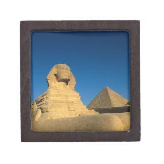 Egypt, Giza, The Sphinx, Old Kingdom, Unesco Gift Box