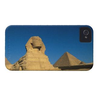 Egypt, Giza, The Sphinx, Old Kingdom, Unesco iPhone 4 Cover