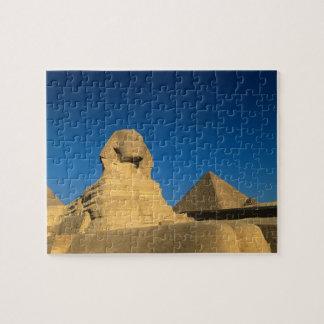Egypt, Giza, The Sphinx, Old Kingdom, Unesco Jigsaw Puzzle