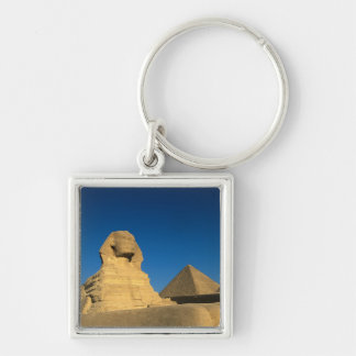 Egypt, Giza, The Sphinx, Old Kingdom, Unesco Keychain