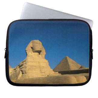 Egypt, Giza, The Sphinx, Old Kingdom, Unesco Laptop Sleeve