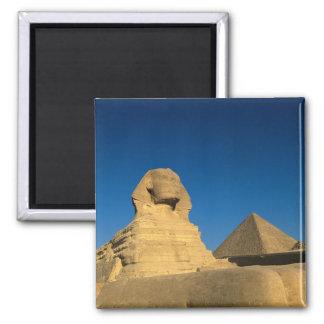 Egypt, Giza, The Sphinx, Old Kingdom, Unesco Magnet