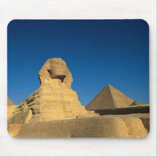 Egypt, Giza, The Sphinx, Old Kingdom, Unesco Mouse Pad