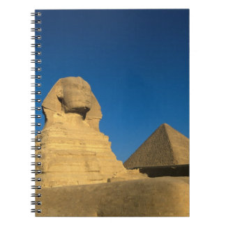 Egypt, Giza, The Sphinx, Old Kingdom, Unesco Notebook
