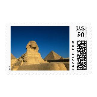 Egypt, Giza, The Sphinx, Old Kingdom, Unesco Postage