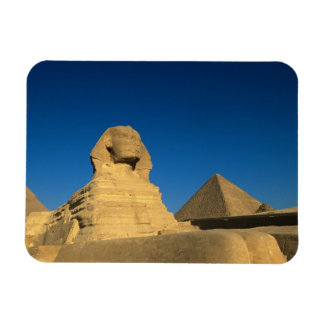 Egypt Giza The Sphinx Old Kingdom Unesco Rectangle Magnet