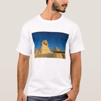 Egypt, Giza, The Sphinx, Old Kingdom, Unesco T-Shirt