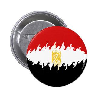 Egypt Gnarly Flag Pin