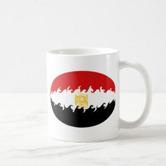 Egypt Gnarly Flag Mug
