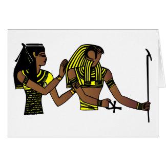 Egypt Gods Card