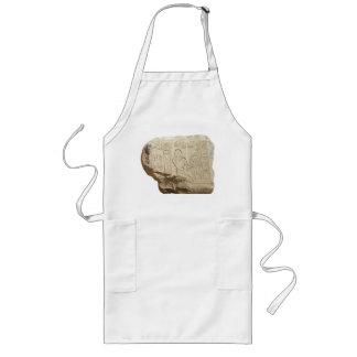 Egypt hieroglyph apron - choose style