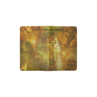 Egypt - Home of the Pyramids & Nile Pocket Moleskine Notebook Cover With Notebook