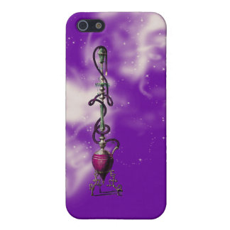 Egypt hookah smoking pipe cover for iPhone SE/5/5s