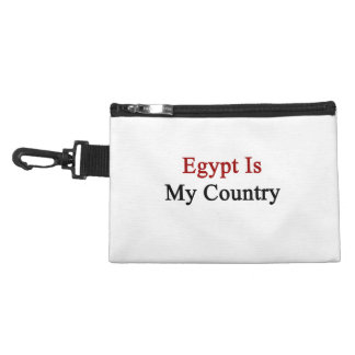Egypt Is My Country Accessories Bags