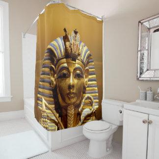 Egypt King Tut Shower Curtain