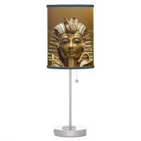 Egypt King Tut Table Lamp