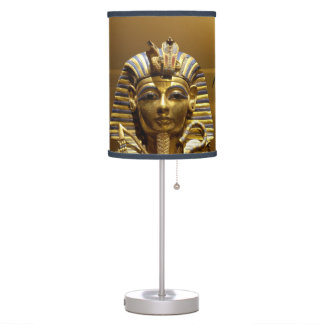 Egypt King Tut Table Lamp