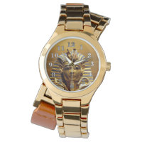 Egypt King Tut Wrist Watch