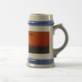 Egypt, Land of Mystery Beer Stein