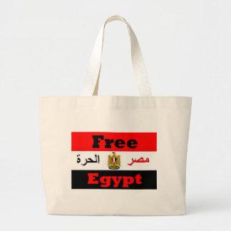 Egypt Large Tote Bag