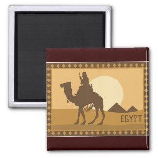Egypt Logo Fridge Magnets