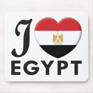 Egypt Love Mouse Pad