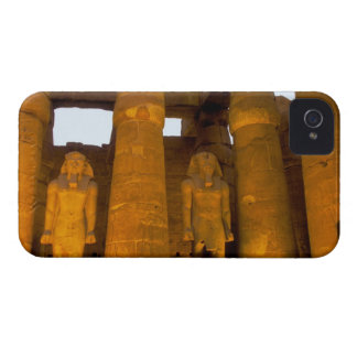 Egypt, Luxor.  Karnack Temple. iPhone 4 Cover