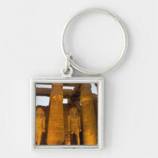 Egypt, Luxor.  Karnack Temple. Keychain
