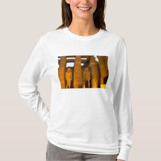 Egypt, Luxor.  Karnack Temple. T-Shirt