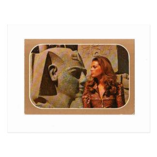 Egypt (Luxor Temple) Postcard