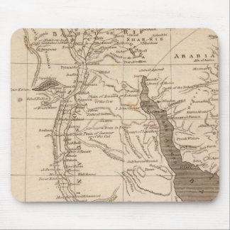 Egypt Map by Arrowsmith Mouse Pad