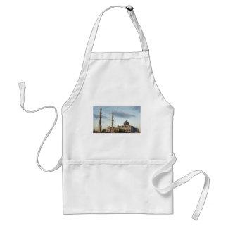 egypt mosque adult apron