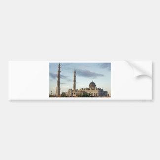 egypt mosque bumper stickers