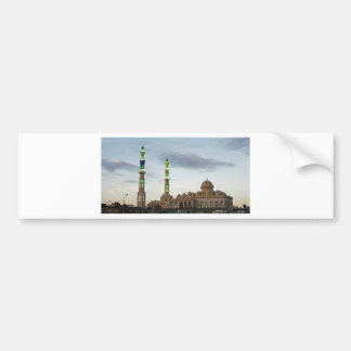 egypt mosque bumper sticker