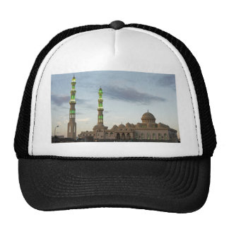 egypt mosque trucker hat