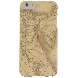 Egypt, Palestine and Arabia Map Barely There iPhone 6 Plus Case