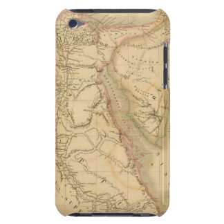 Egypt, Palestine and Arabia Map Case-Mate iPod Touch Case