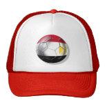 Egypt Pharoahs Soccer fans gear Mesh Hat