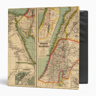 Egypt, Phoenicia and Palestine 3 Ring Binder