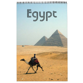 egypt photography calendar